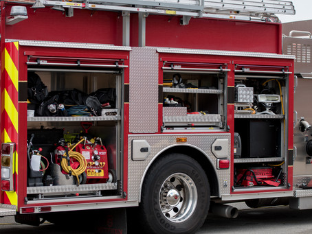 Clayton Fire/Police Open House