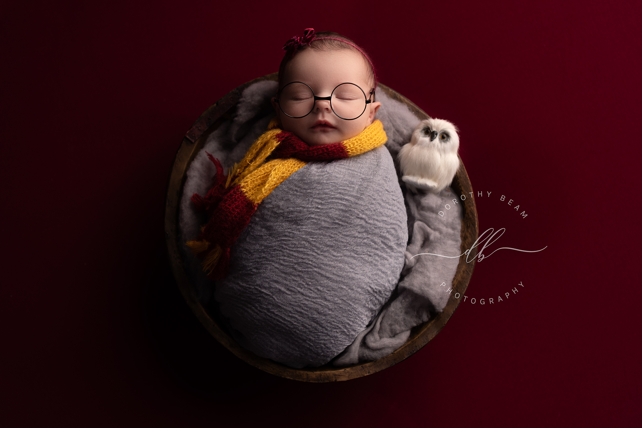 Harry Potter Newborn Baby Girl Dayton Oh
