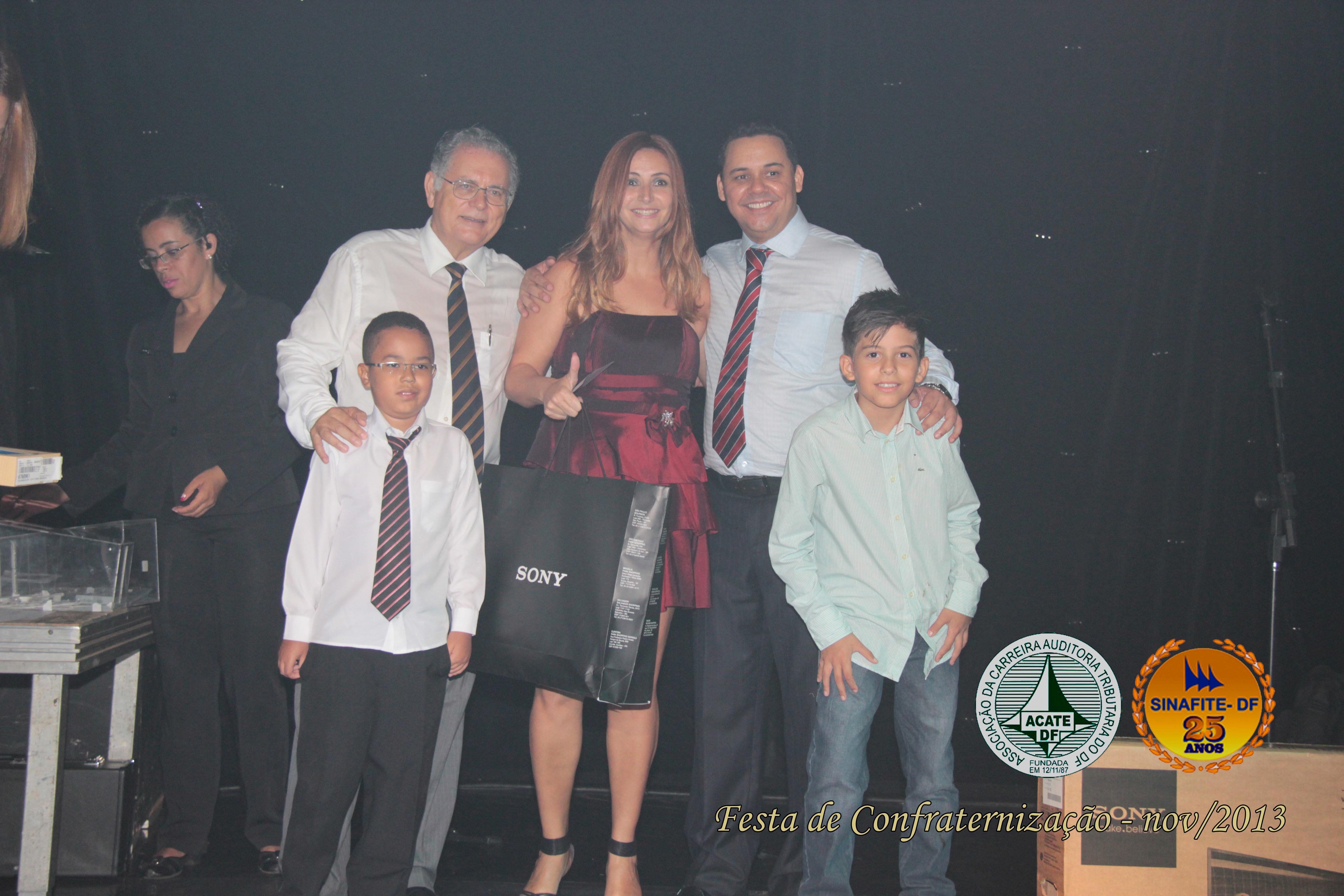 Festa de Confraternização 2013