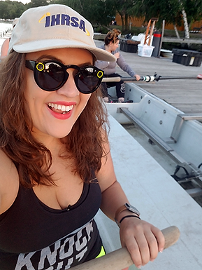 Why I Joined A Rowing League