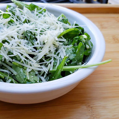 Low Carb Arugula Salad: A Keto Side Dish