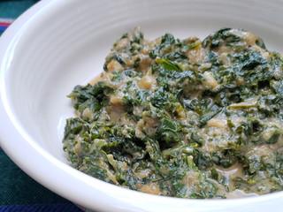 Low Carb Side: Coconut Kale (Laing)