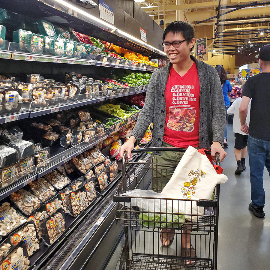 low carb grocery shopping