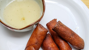 Low Carb Lumpia (or Egg Roll)