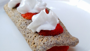 Low Carb Buckwheat Crepes
