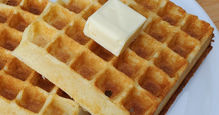 Easy Low Carb Waffles