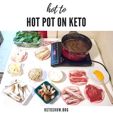 Keto Hot Pot at Home