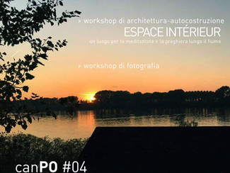 canPO #04 is coming! ESPACE INTERIEUR