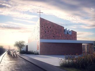 concorso di idee Chiesa di Santa Maria del Carmine - Terzo classificato