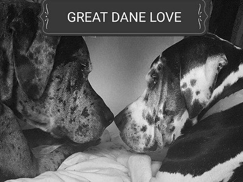 Great Dane Love
