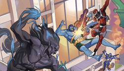 Mutants & Masterminds 2E