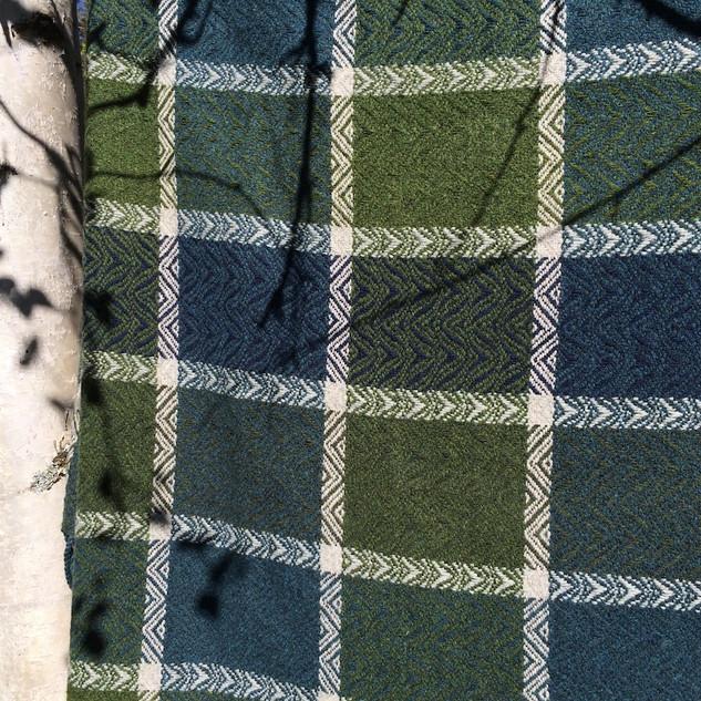 Birch in Spring | SH289 | 100% wool