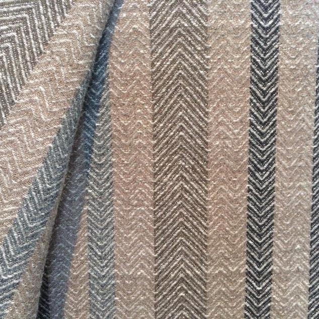 SH301 | Wool with handspun Romney wool/baby alpaca