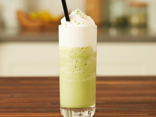 This Iced Matcha is Sure to Light Up Your Day