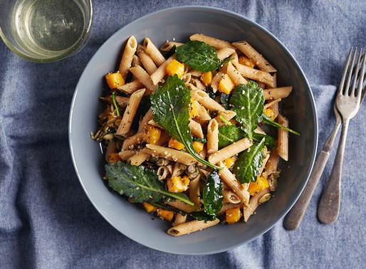 Squash Season is Here! Celebrate with This Gorgeous Autumn Pasta