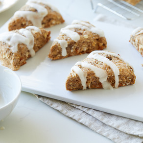 Better Your Brunch with these Sugar-Free Scones