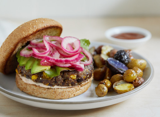 Adventures in a Bolder BBQ: Southwest Superfood Burgers