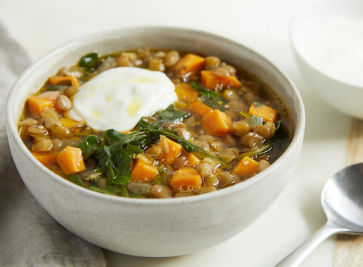 Looking for Easy Self-Care? Try This Superfood Lentil Soup
