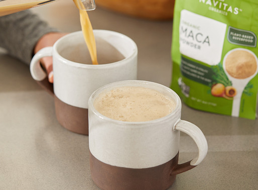 The Maca Latte That's Energy In A Mug