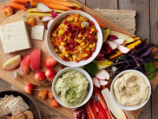How To Have a Healthy Potluck