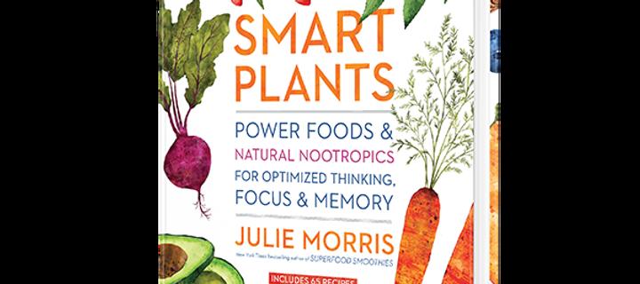Smart Plants Book signed by Julie Morris