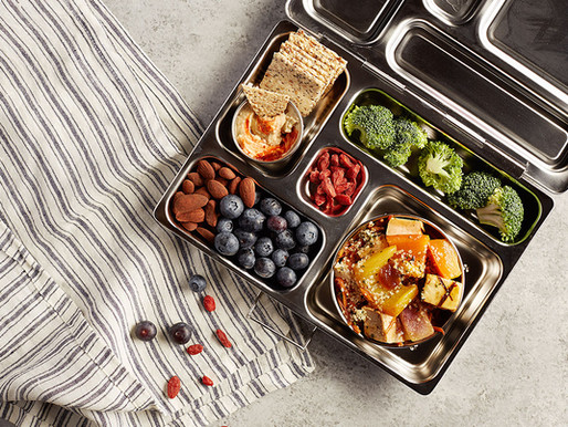 Follow These Steps For A Healthy Lunch Makeover