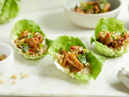 Here's the Succulent Secret to Best-Ever Lettuce Wraps