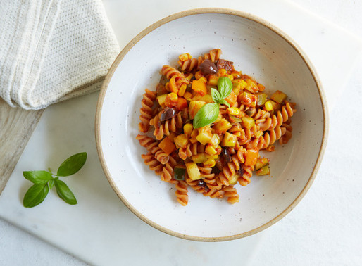 How to Use Up All That Summer Produce to Make the Best Pasta Yet