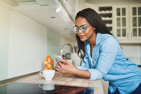 young-african-woman-drinking-coffee-and-