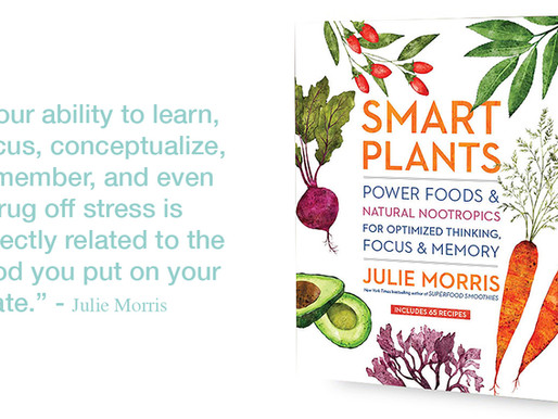 Smart Plants: The Groundbreaking New Diet Book That Can Actually Improve The Way You Think