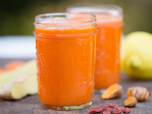 Boost Your Immune System With This Vibrant Juice