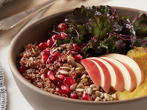 Winter Harvest Lunch Bowl