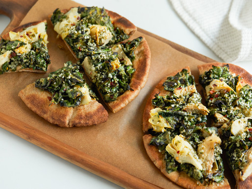 Try This Cooking Hack For 10-Minute, Veg-Packed Flatbreads