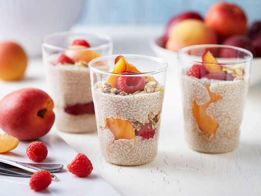 """The """"Where Have You Been All My Life?"""" Coconut-Chia Pudding"""