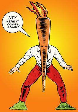 Et la carotte, elle souffre?