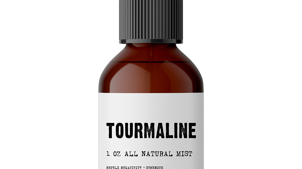 Black Tourmaline Meditation Mist
