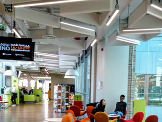 Public Libraries – a vital part of an innovation eco-system