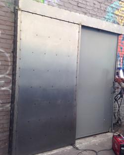 NO Door