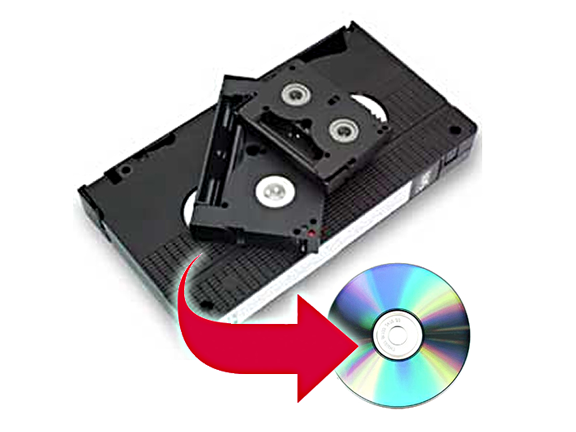 TRANSFER VIDEO TO DVD