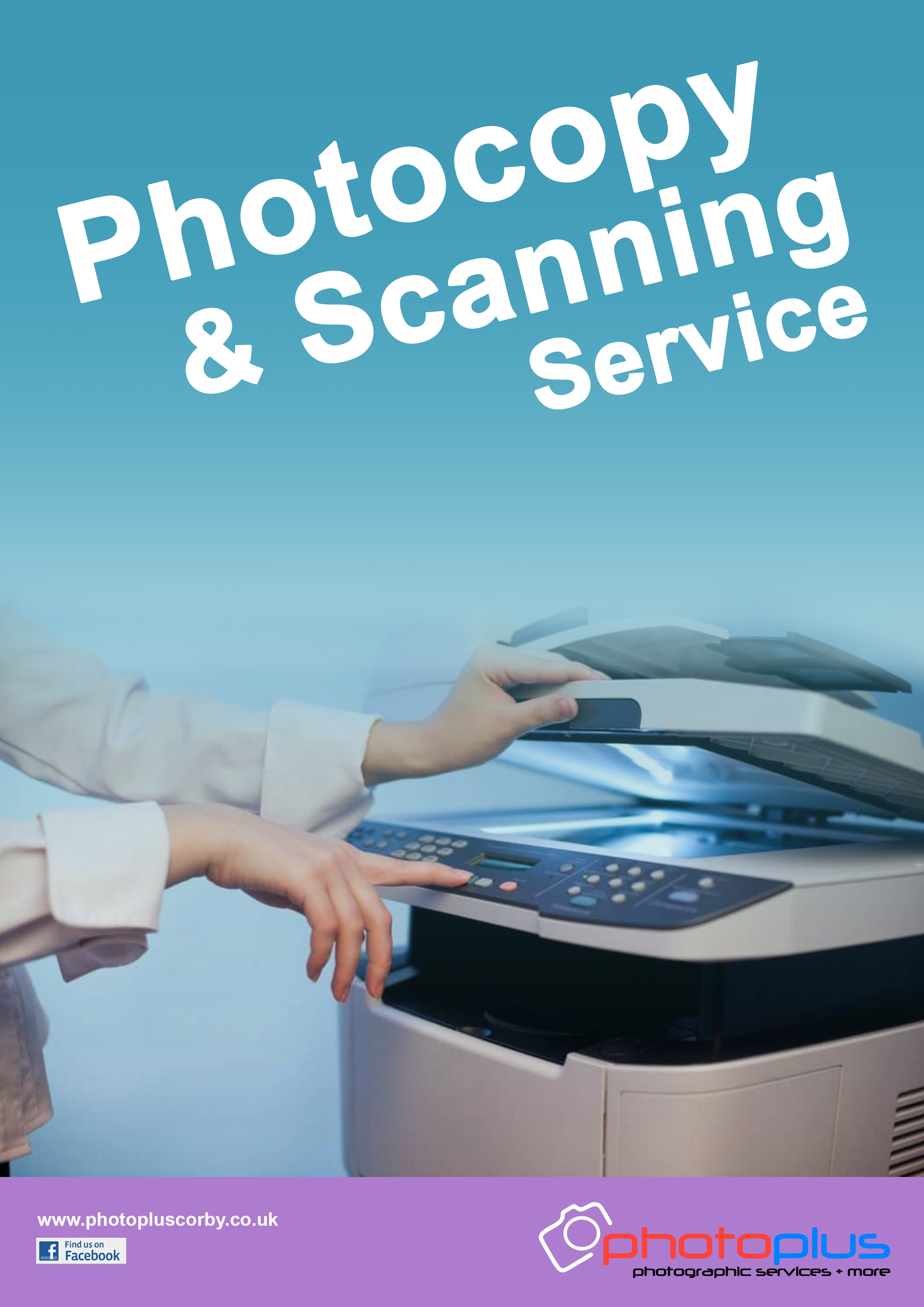 PHOTOCOPY AND SCAN