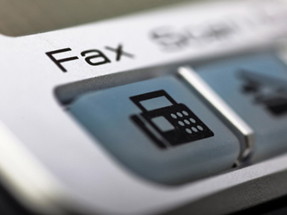 FAX FACILTY