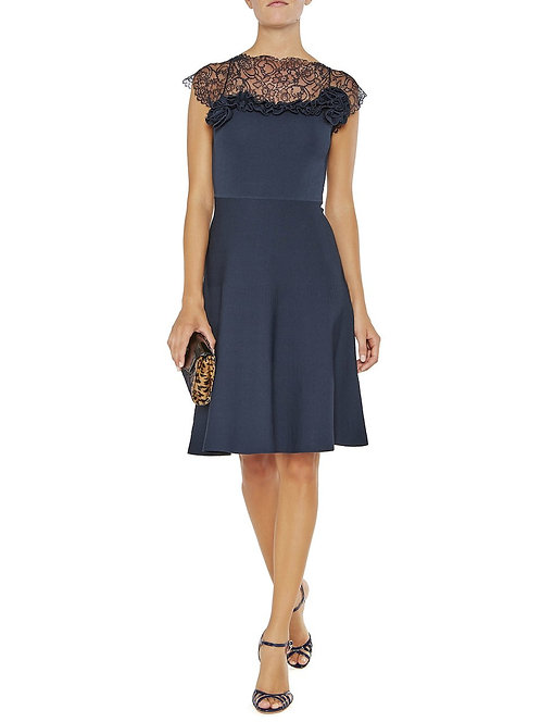 BLUMARINE Knitted dress