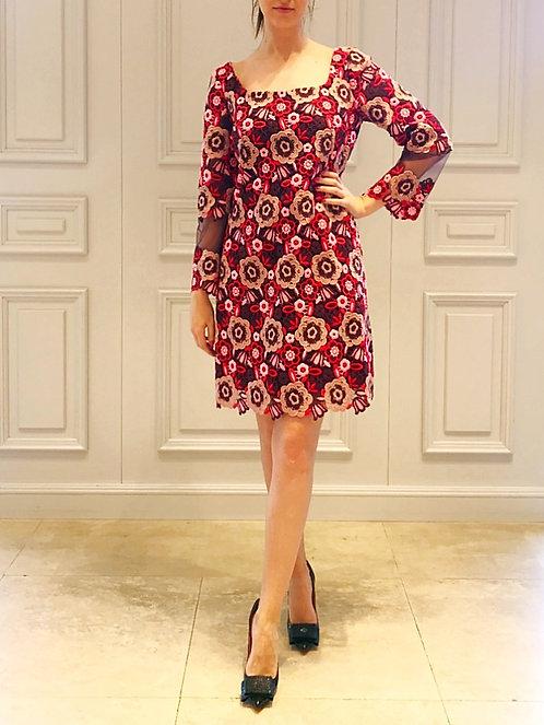 macrame lace dress blumarine new collection shop online