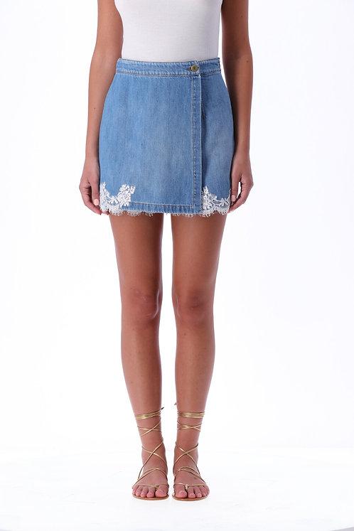 ERMANNO FIRENZE Skirt-shorts