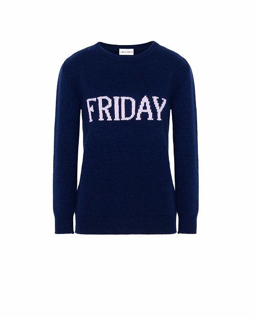 FRIDAY Oversized Sweater