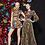 Thumbnail: ALICE+OLIVIA Long pleated skirt