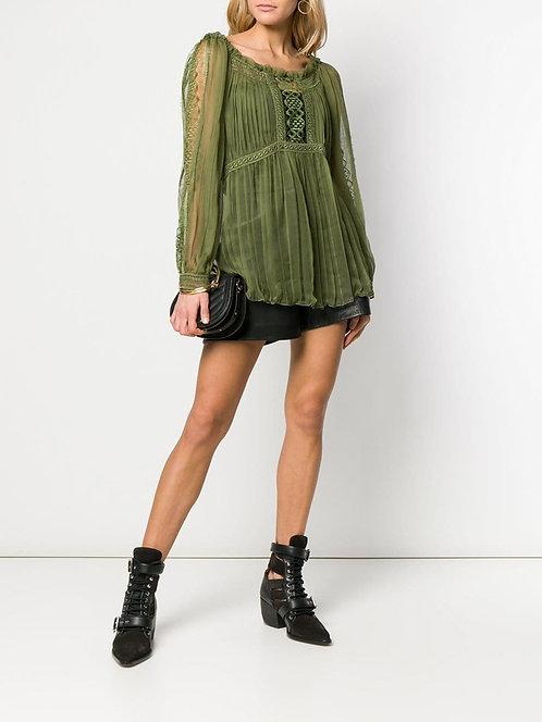 ALBERTA FERRETTI Chiffon blouse