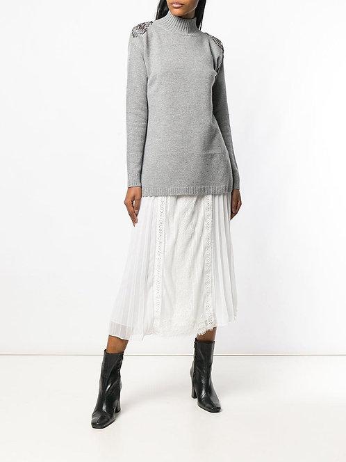 ERMANNO Pleated skirt
