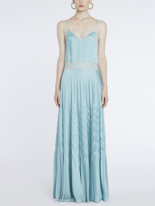 BLUMARINE Pleated dress