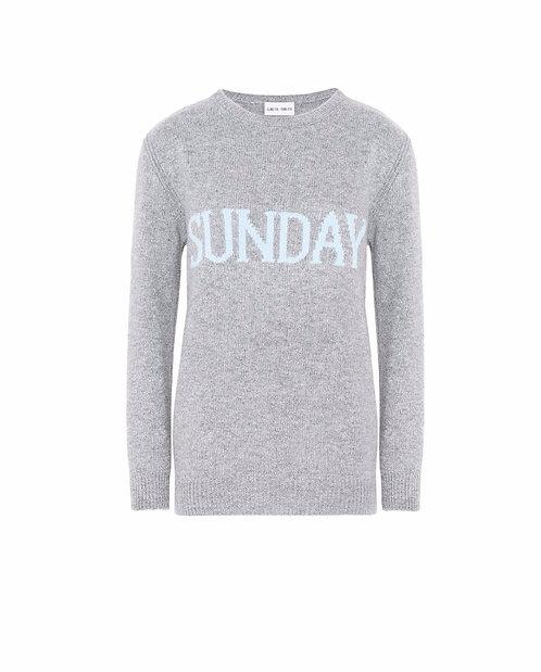 SUNDAY Oversized Sweater